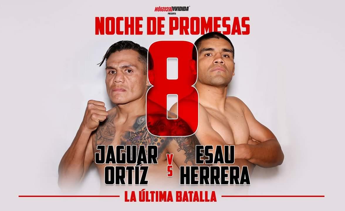 Esau Herrera vs Rodrigo Mejia