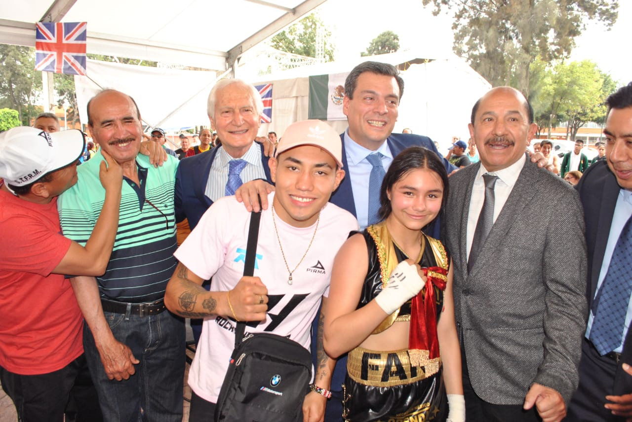 Rocky regresó a México