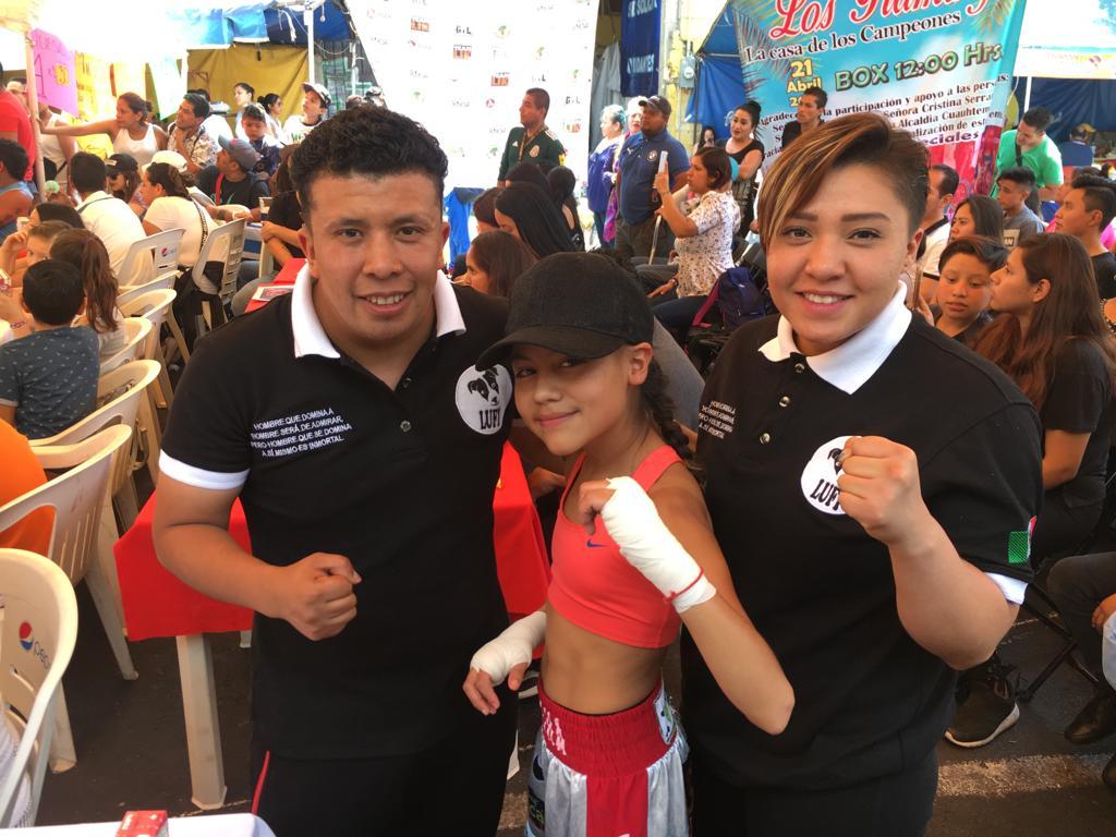 Box Amateur en La Casa de Los Campeones