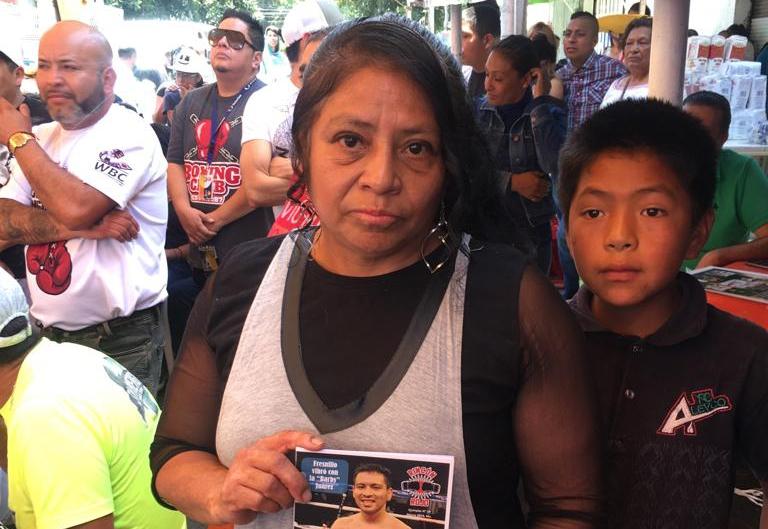 Patricia Trejo: una apasionada del boxeo