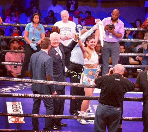 Brenda Carabajal campeona del mundo