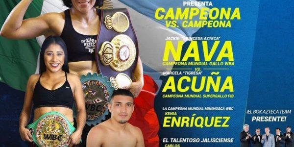 Nava vs Acuña: Fight Week