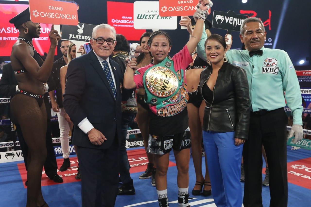Gomez y Santoyo ganadores en la noche de Cancún