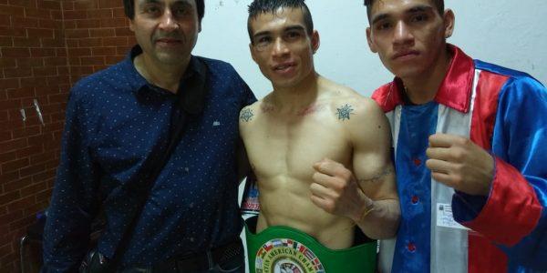 Roldan y Soriano campeones latinos WBC