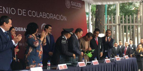 Protección Federal reconoce labor al WBC y Julio Cesar Chávez