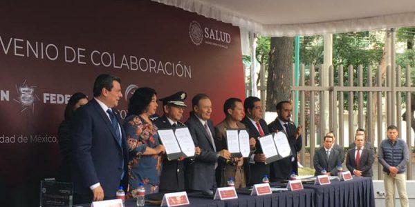 WBC y Protección Federal firman convenio contra las adicciones