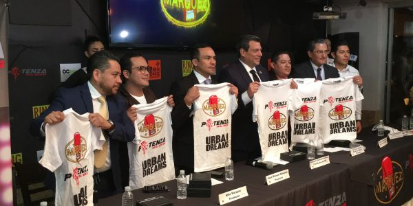 Márquez Promotions & Potenza Real Boxing