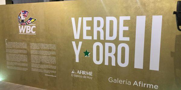 Verde y Oro, Segunda Edición