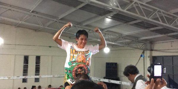 Bautista nueva Campeona WBC