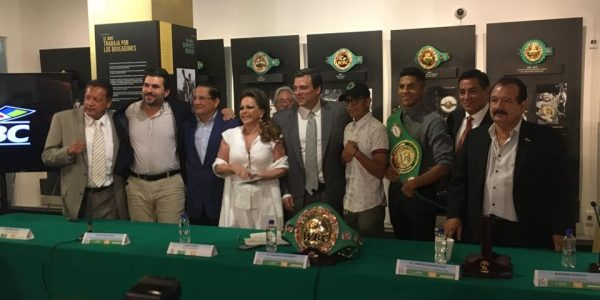 Lupita Infante y su relación con el boxeo