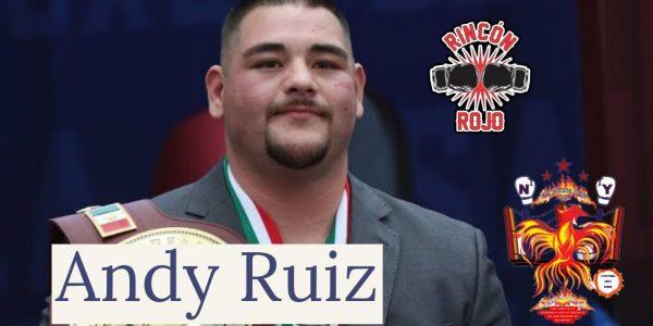 La palabra de Andy Ruiz