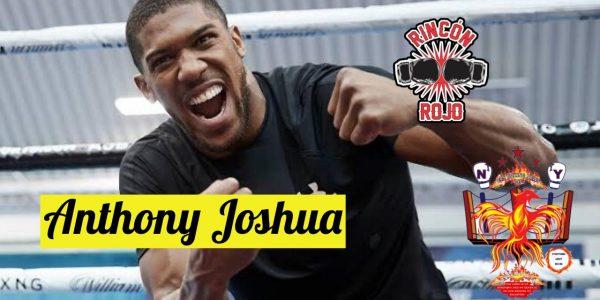La palabra de Anthony Joshua