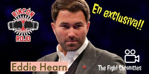 Eddie Hearn: el hombre detrás de #RuizVsJoshua