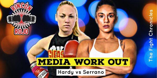 Hardy vs Serrano