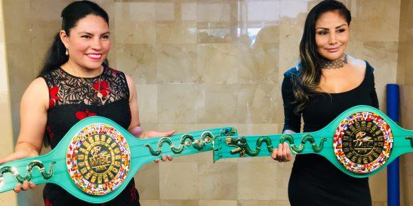 Gran presentación del Cinturón Maya