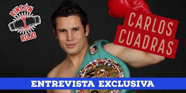 Entrevista Carlos Cuadras
