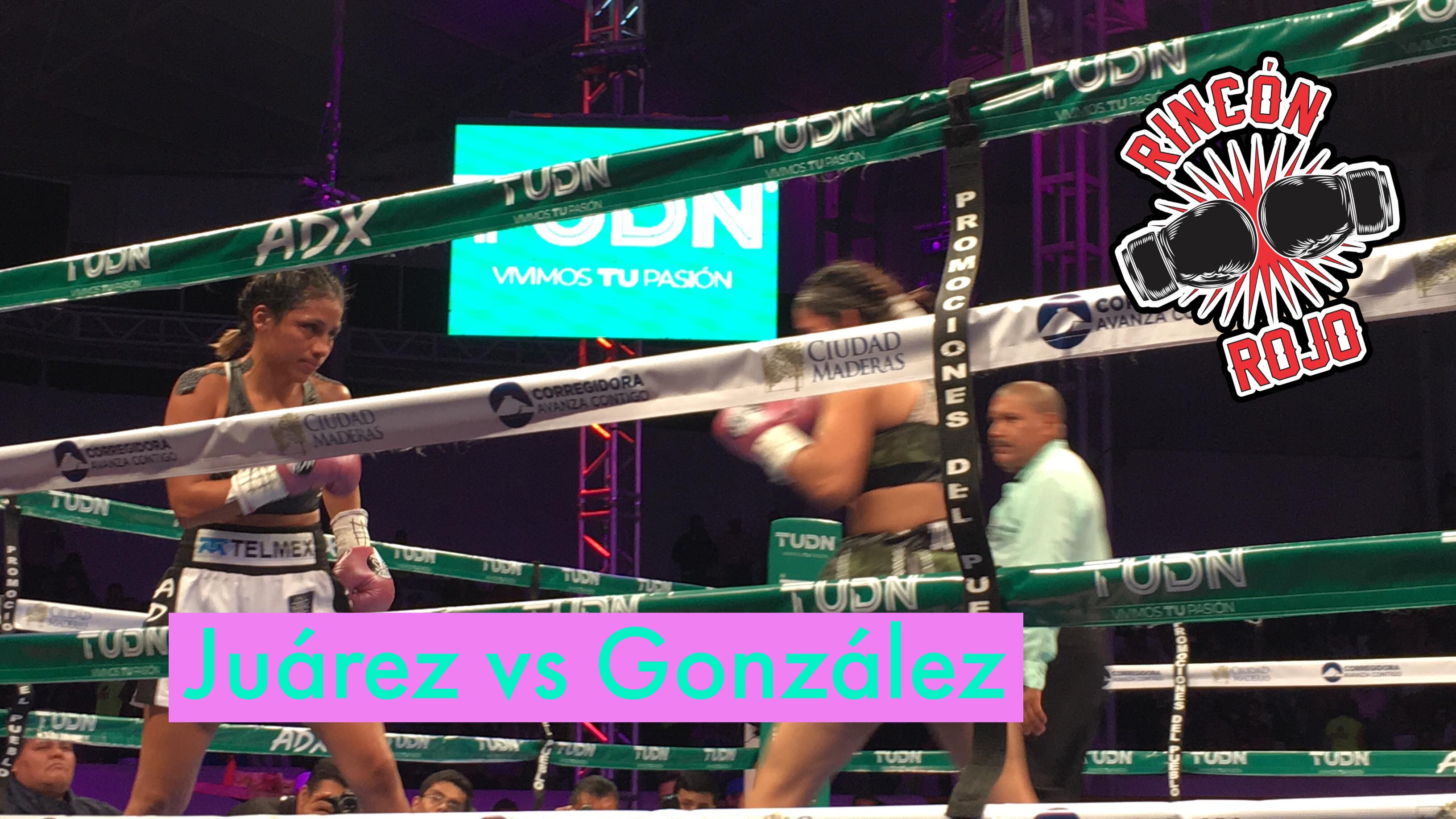 Juárez vs González