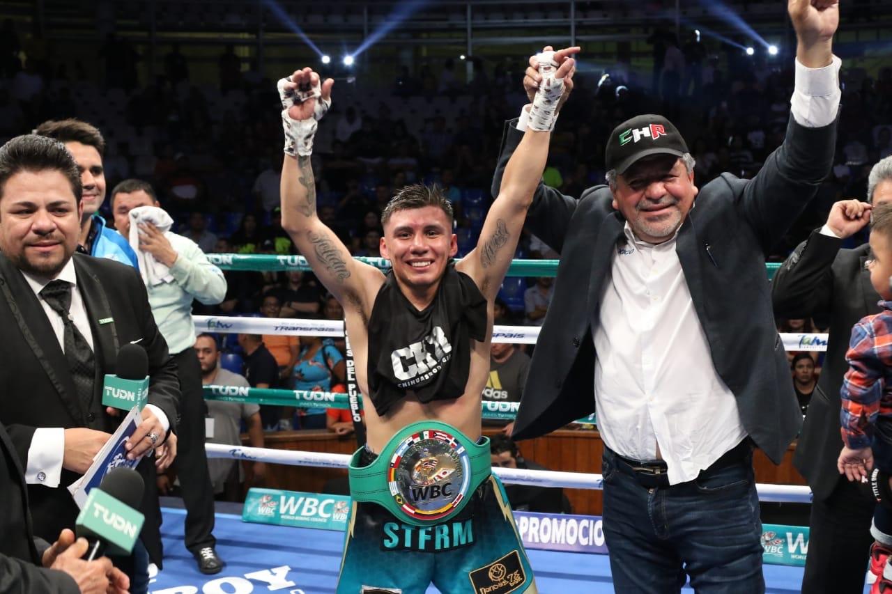 Boxeo en Tamaulipas