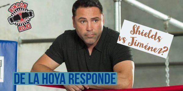 Jimenez vs Shields?