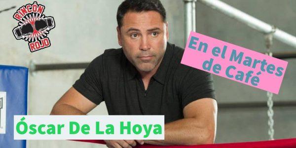 De la Hoya y el box femenil