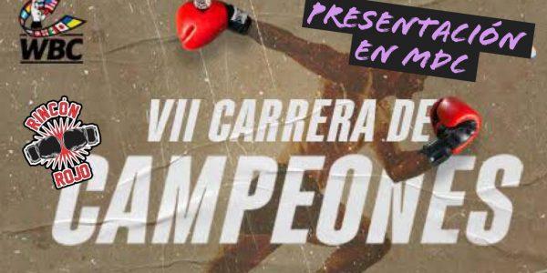 VII Carrera de Campeones del WBC