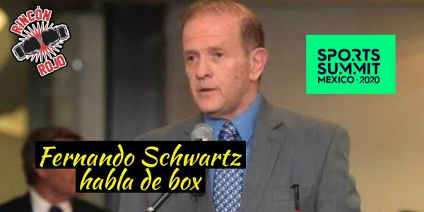 Fernando Schwartz nos platica algo de box!