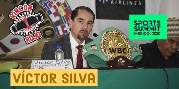 Víctor Silva en el Sport Summit 2020