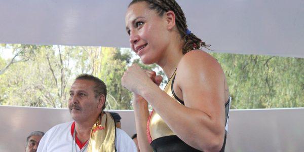 """""""La Loba"""" es la nueva Campeona Internacional WBC"""