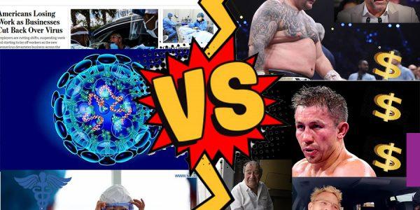 El Coronavirus y el Boxeo