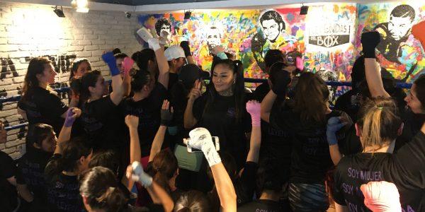 Barby Juarez y el Día de la Mujer
