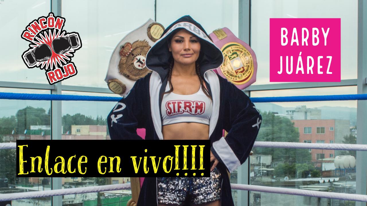 Barby Juarez para RR