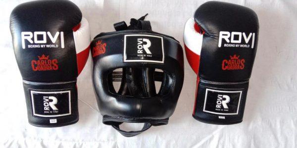 Rovi Boxing – Pisando Fuerte
