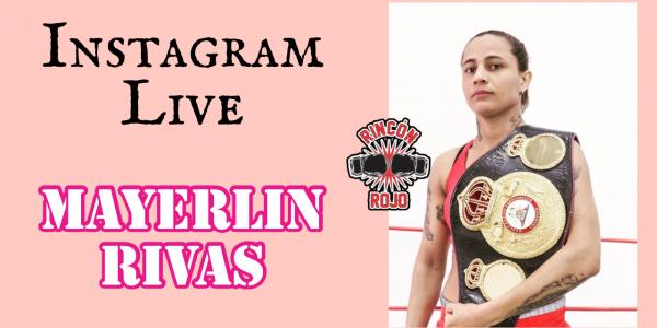 Mayerlin Rivas en RR