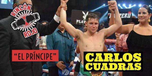 Carlos Cuadras para RR