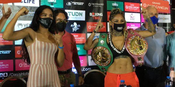 Mariana Juárez cae ante Yuliahn Luna