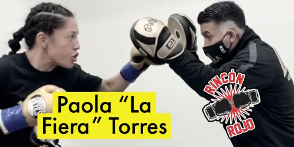 """Paola Torres demostró ser toda una """"Fiera"""""""
