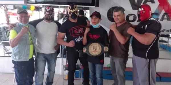 Ex boxeadores y entrenadores hacen catarsis sobre el boxeo sin apoyo