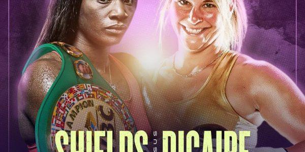 El Consejo Mundial de Boxeo transmitirá Shields vs. Dicaire, pelea unificatoria del título Superwelter
