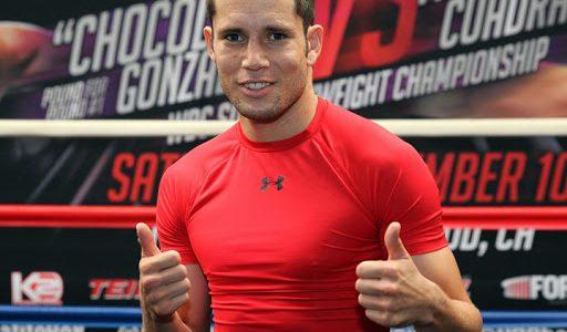 Carlos Cuadras en el Upper