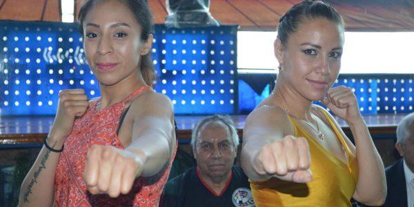 Muñoz vs Vargas: Conferencia de prensa