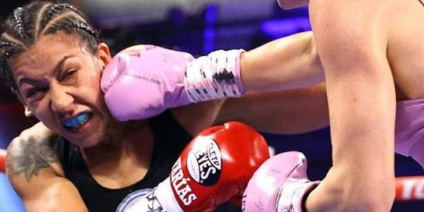 Maikaela Mayer sigue siendo campeona