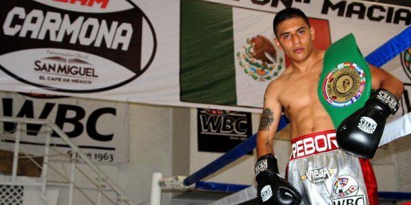 Carmona campeón FECARBOX