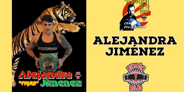 Alejandra Jimenez en RR