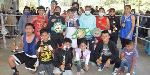 Box Amateur en el Gym de la Peligrosa