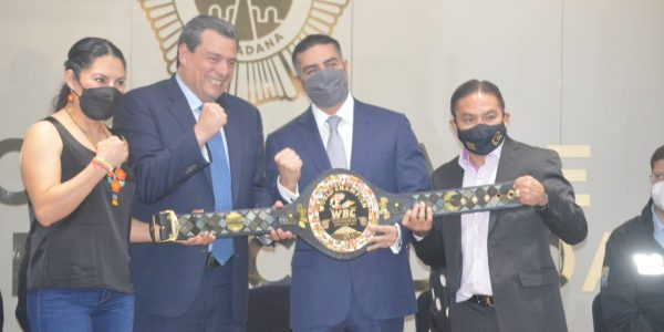 WBC entrega reconocimientos