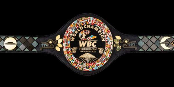 El Cinturón Teotihuacano del WBC