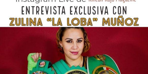 """Entrevista con """"La Loba"""""""