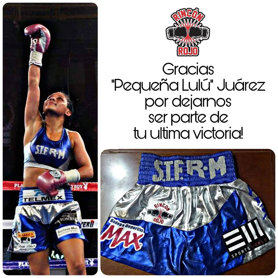 "Lourdes ""Pequeña Lulú"" Juárez"