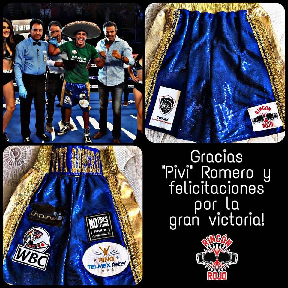 """Juan Pablo """"Pivi"""" Romero"""